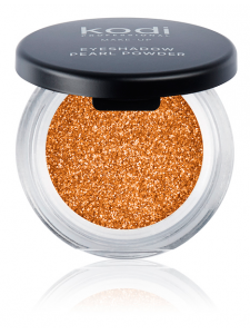 Eyeshadow Diamond Pearl Powder Gold desert, 2g , KODI