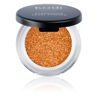 Photo - Eyeshadow Diamond Pearl Powder Gold desert, 2g , KODI from KODI PROFESSIONAL