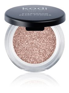 Eyeshadow Diamond Pearl Powder Sugar brown, 2g , KODI