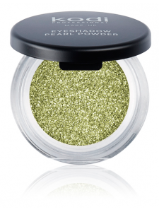 Eyeshadow Diamond Pearl Powder Green fever, 2g , KODI