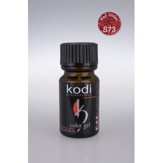 Photo - Color gel №s73 (4ml.), KODI from KODI PROFESSIONAL