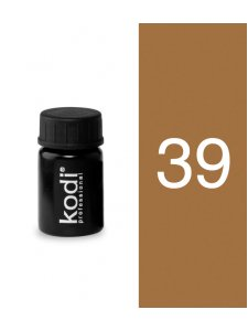 Color gel №39 (4 ml.), KODI