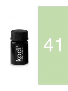 Color gel №41 (4 ml.), KODI
