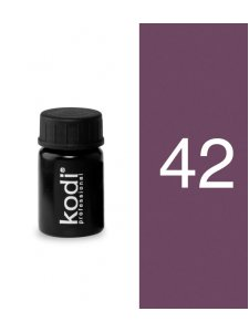 Color gel №42 (4 ml.), KODI
