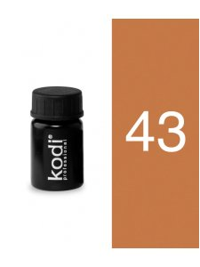 Color gel №43 (4 ml.), KODI