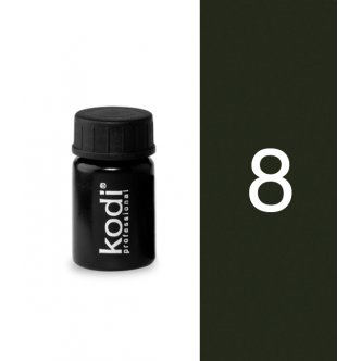 Photo - Color gel №8 (4 ml.), KODI from KODI PROFESSIONAL
