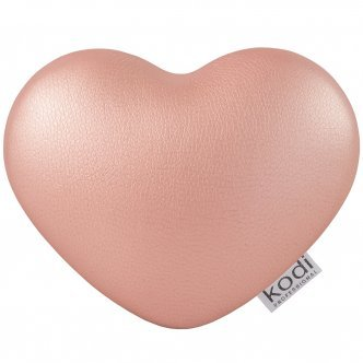 "Photo - Armrest heart""Light Pink"", KODI from KODI PROFESSIONAL"