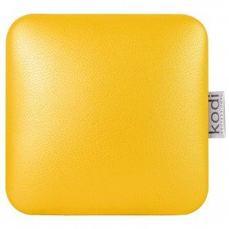"Photo - Armrest Square ""Yellow"", KODI from KODI PROFESSIONAL"