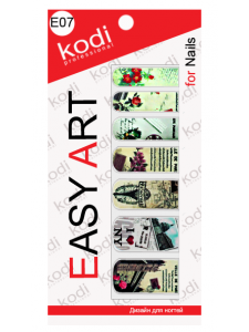Easy Art E07, KODI