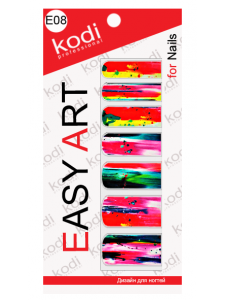 Easy Art E08, KODI