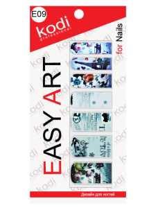 Easy Art E09, KODI