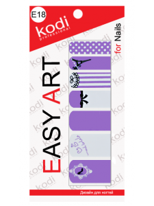 Easy Art E18, KODI