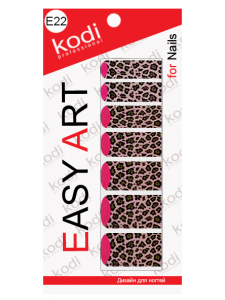 Easy Art E22, KODI