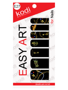 Easy Art E27, KODI