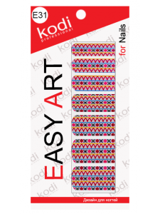Easy Art E31, KODI