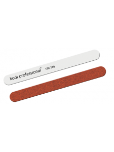 Nail filer White/Brown 180/240, KODI