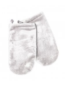 Terry Mittens (Color: Smoky Gray)