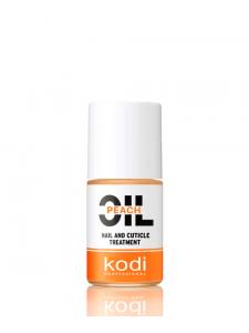 "CUTICLE OIL ""PEACH"", 15 ML., KODI"