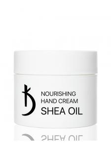 "Nourishing hand cream ""Shea oil"", 100 ml."
