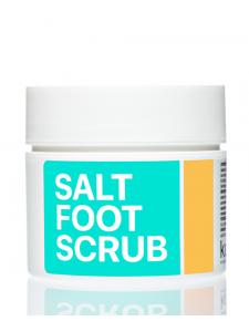SALT FOOT SCRUB, 250 g., KODI