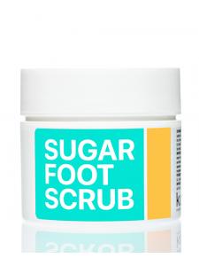 SUGAR FOOT SCRUB, 250 g.