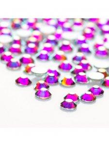 "Decorative Crystals ""Crystal AB"", Size SS 06 (200 pcs/pack), KODI"