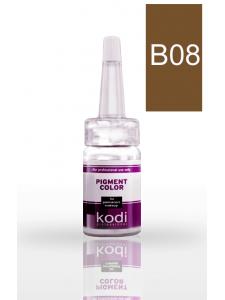 Eyebrow pigment B08 (Cocoa) 10 ml, KODI