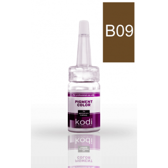 Photo - Eyebrow pigment B09 (Medium brown) 10 ml, KODI from KODI PROFESSIONAL
