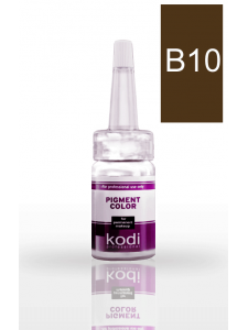 Eyebrow pigment B10 (Hazelnut) 10 ml, KODI