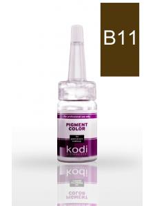 Eyebrow pigment B11 (Espresso) 10 ml, KODI