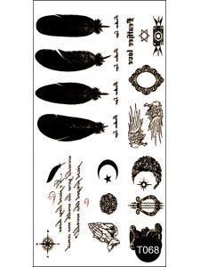 Tattoo Style T068